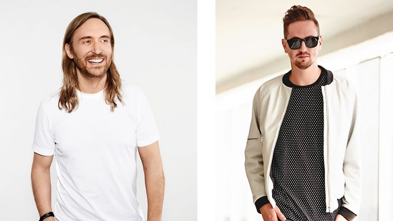 DAVİD GUETTA, ROBİN SCHULZ VE CHEAT CODES'TAN SÜPER DÜET!
