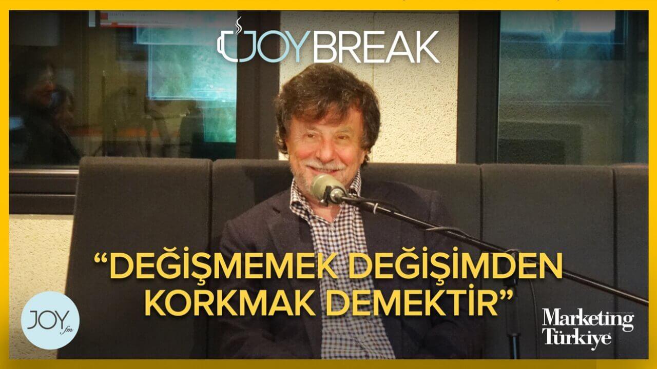 İŞ DÜNYASINA YÖN VERENLER JOY FM'DE!