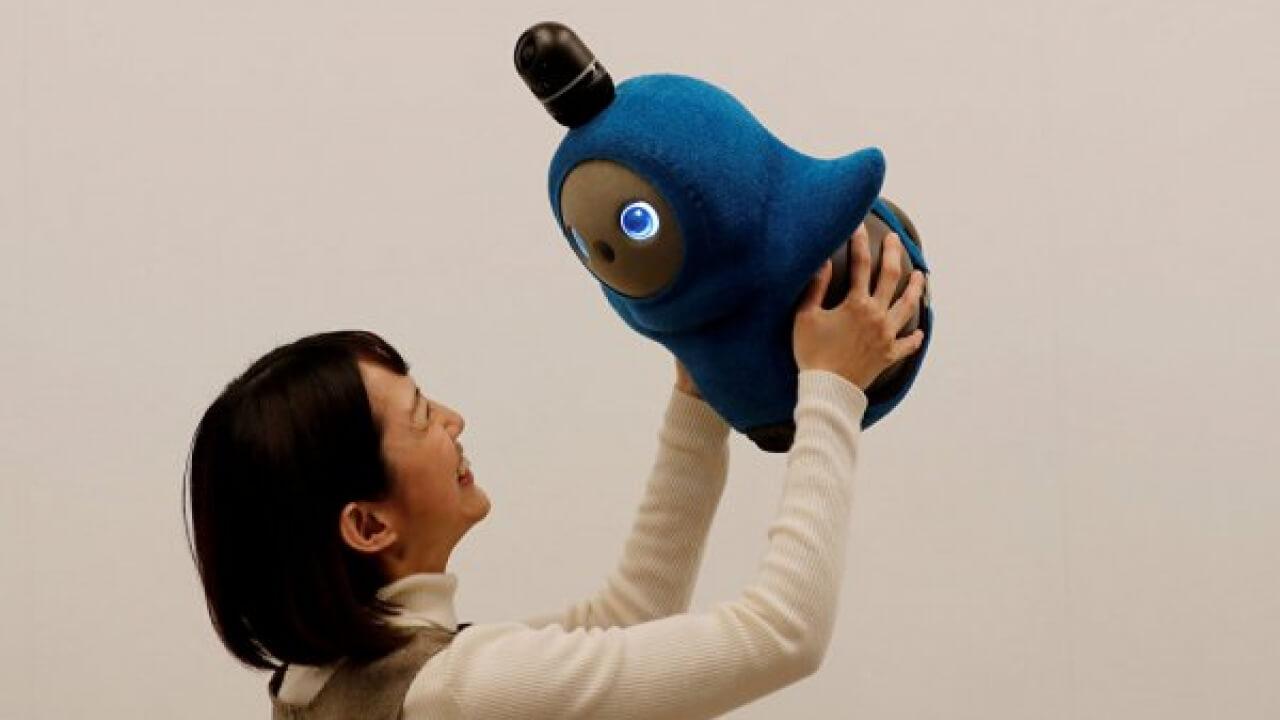 JAPONYA'DA 'SEVGİ ROBOTU' ÜRETİLDİ!