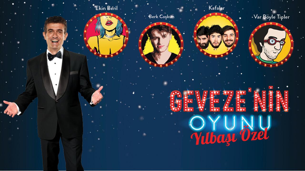 GEVEZE'NİN OYUNU'NDAN YILIN SON GÜZELLİĞİ!