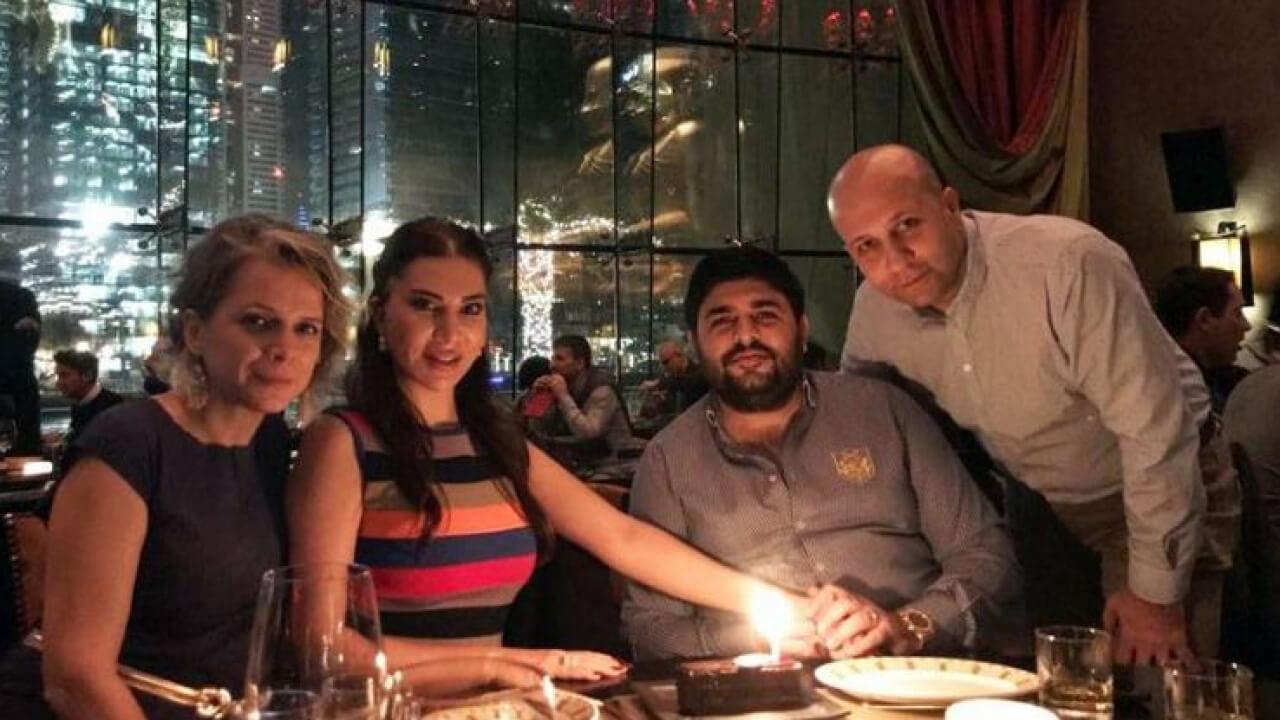 DUBAİ'DE DOĞUM GÜNÜ KUTLAMASI!