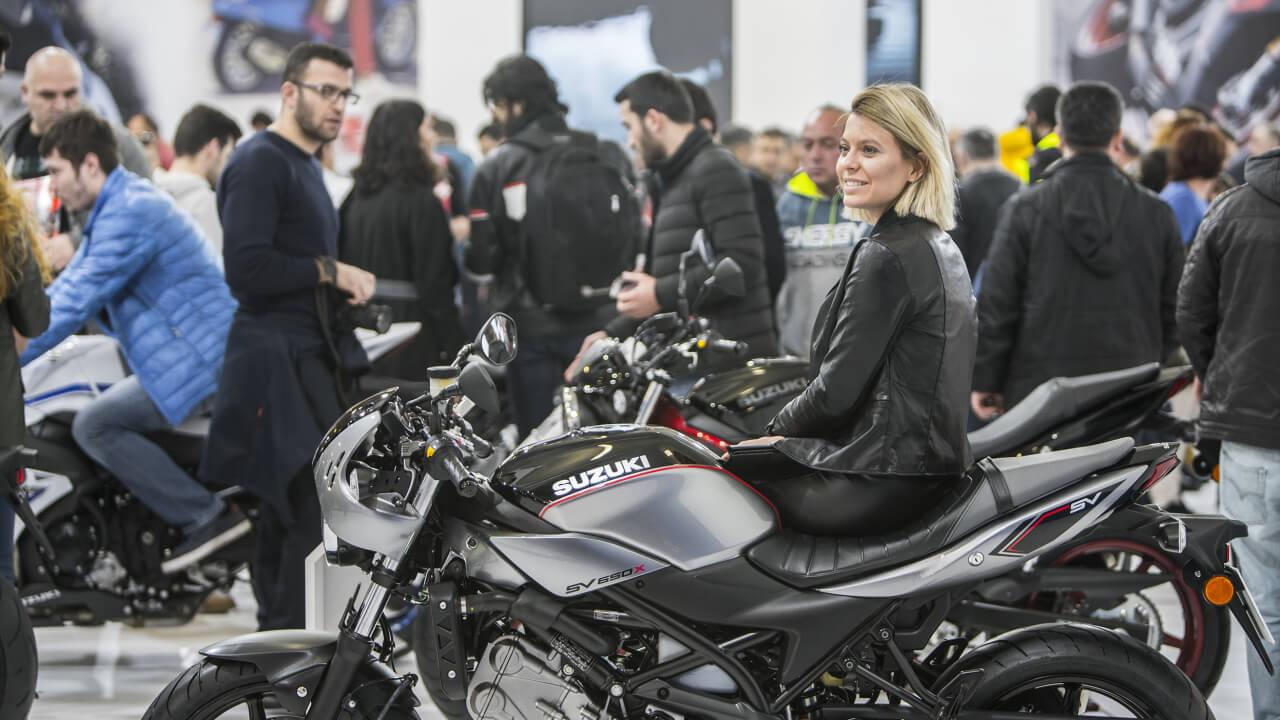 SÜPER FM SPONSORLUĞUNDA GERÇEKLEŞECEK OLAN MOTOBİKE İSTANBUL FUARI İÇİN GERİ SAYIM BAŞLADI!
