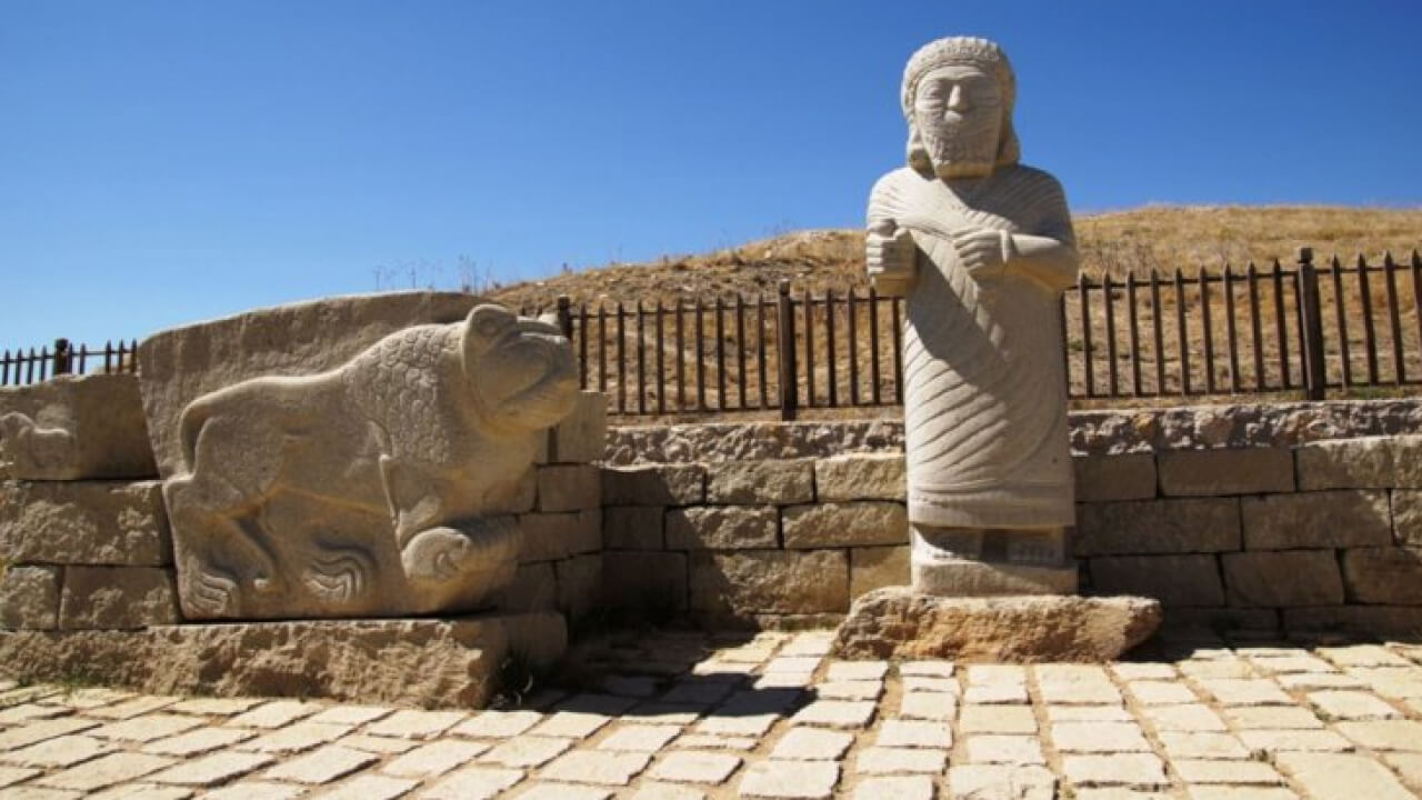 ARSLAN HÖYÜĞÜ UNESCO ADAYI!