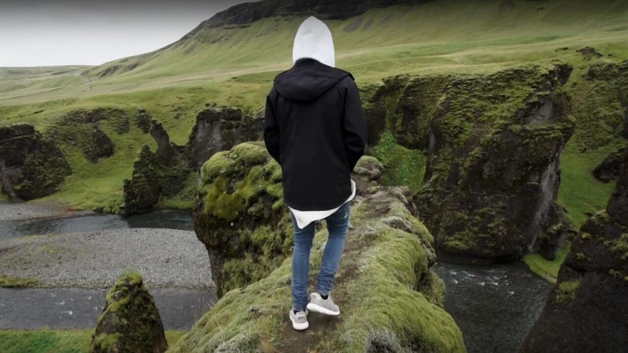 JUSTİN BİEBER'İN KLİBİ İZLANDA'YI KARIŞTIRDI!