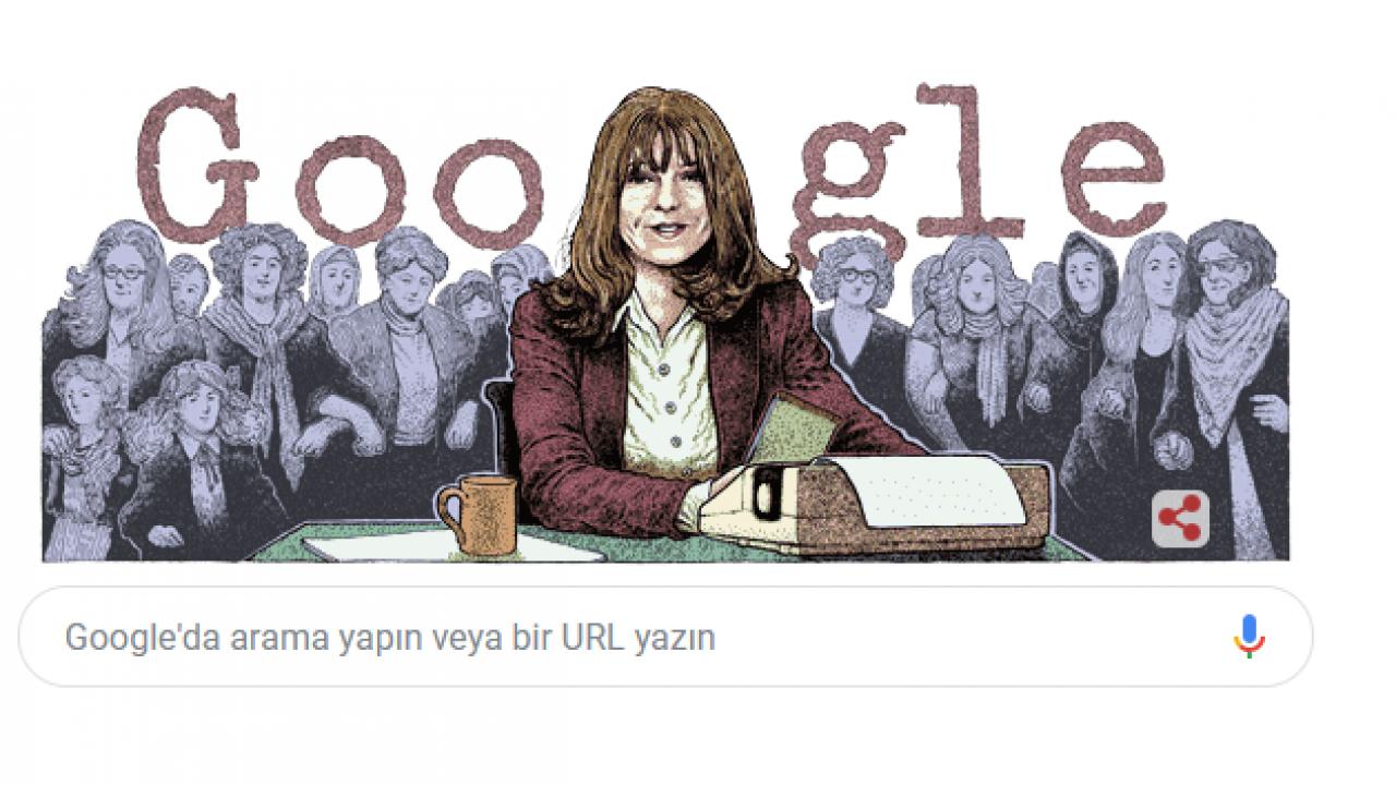 GOOGLE'DAN DUYGU ASENA İÇİN DOODLE!