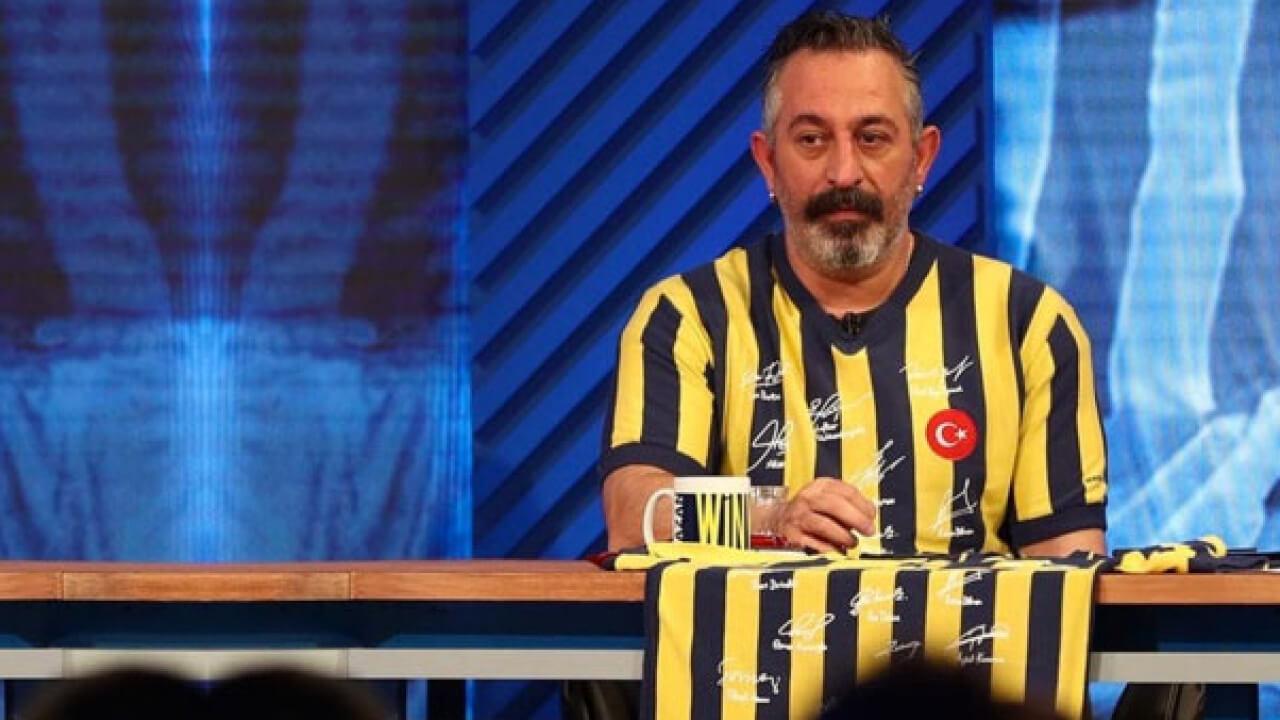 CEM YILMAZ'DAN GALATASARAY'A TEBRİK!