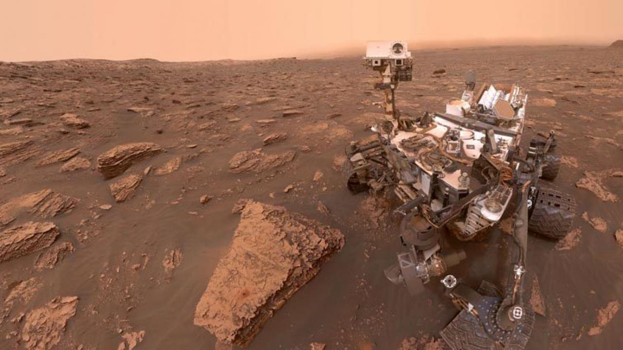 'MARS'TA YAŞAMIN KANITINI ÇOKTAN BULDUK'