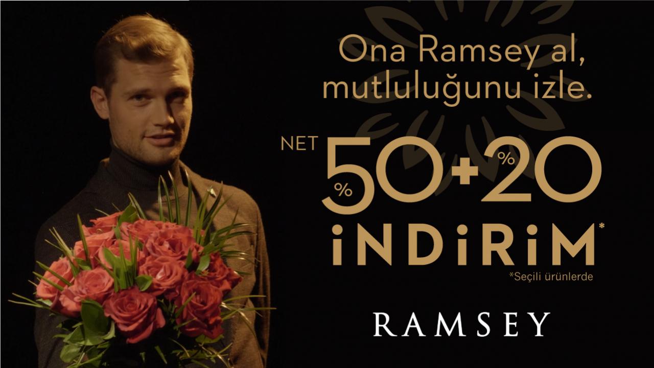 O'NA RAMSEY AL, MUTLULUĞUNU İZLE!
