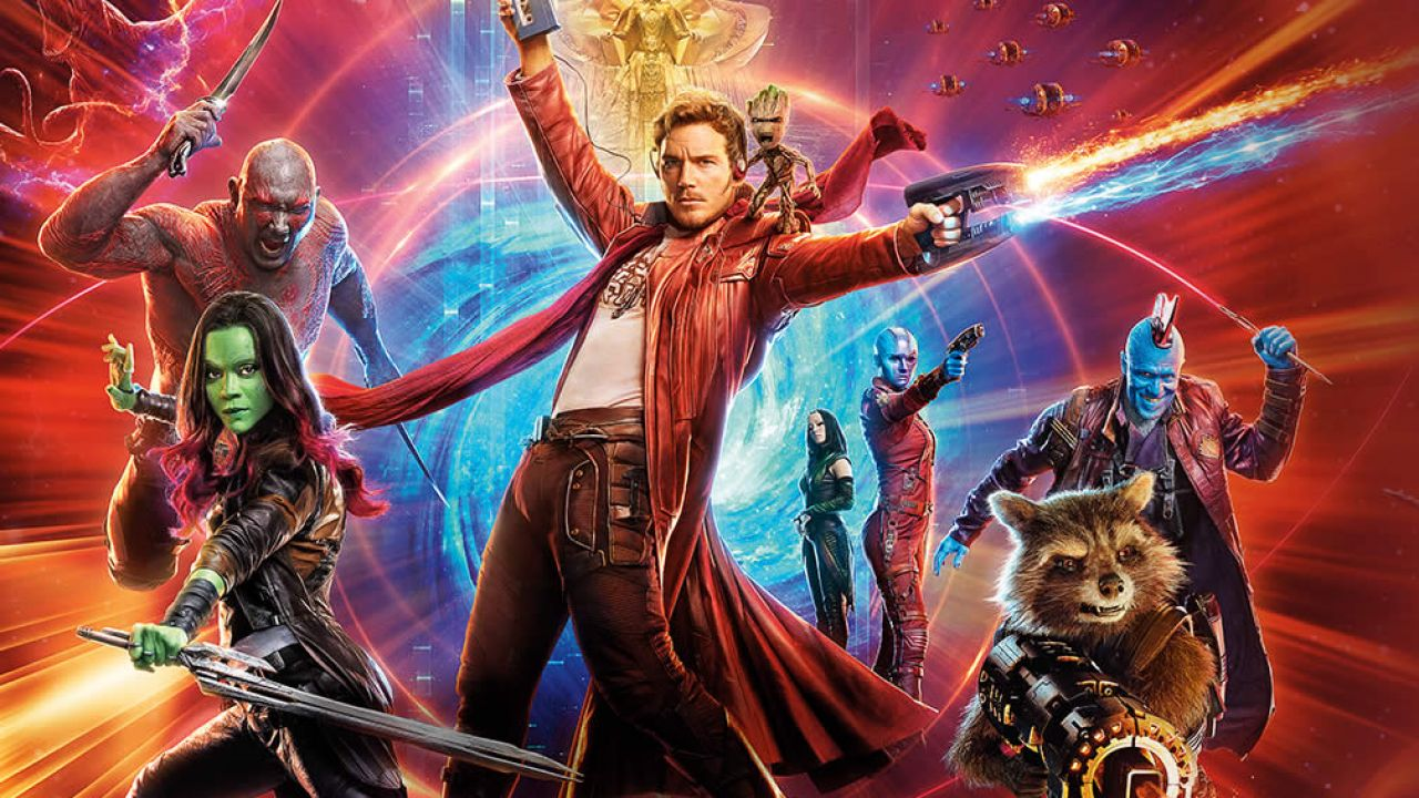 Galaksinin Koruyucuları 2  (Guardians of the Galaxy Vol. 2)