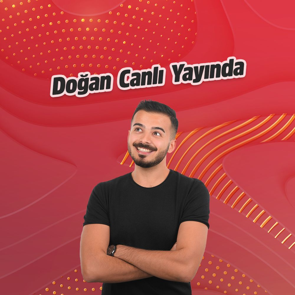 DOĞAN CANLI YAYINDA