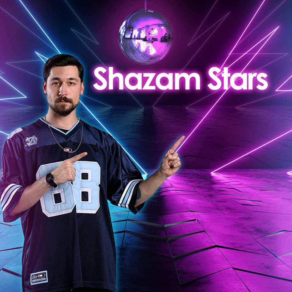 SHAZAM STARS