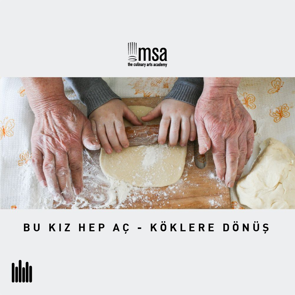 BU KIZ HEP AÇ - KÖKLERE DÖNÜŞ
