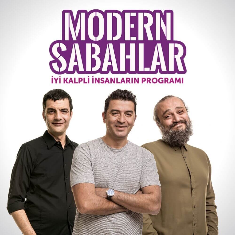 MODERN SABAHLAR