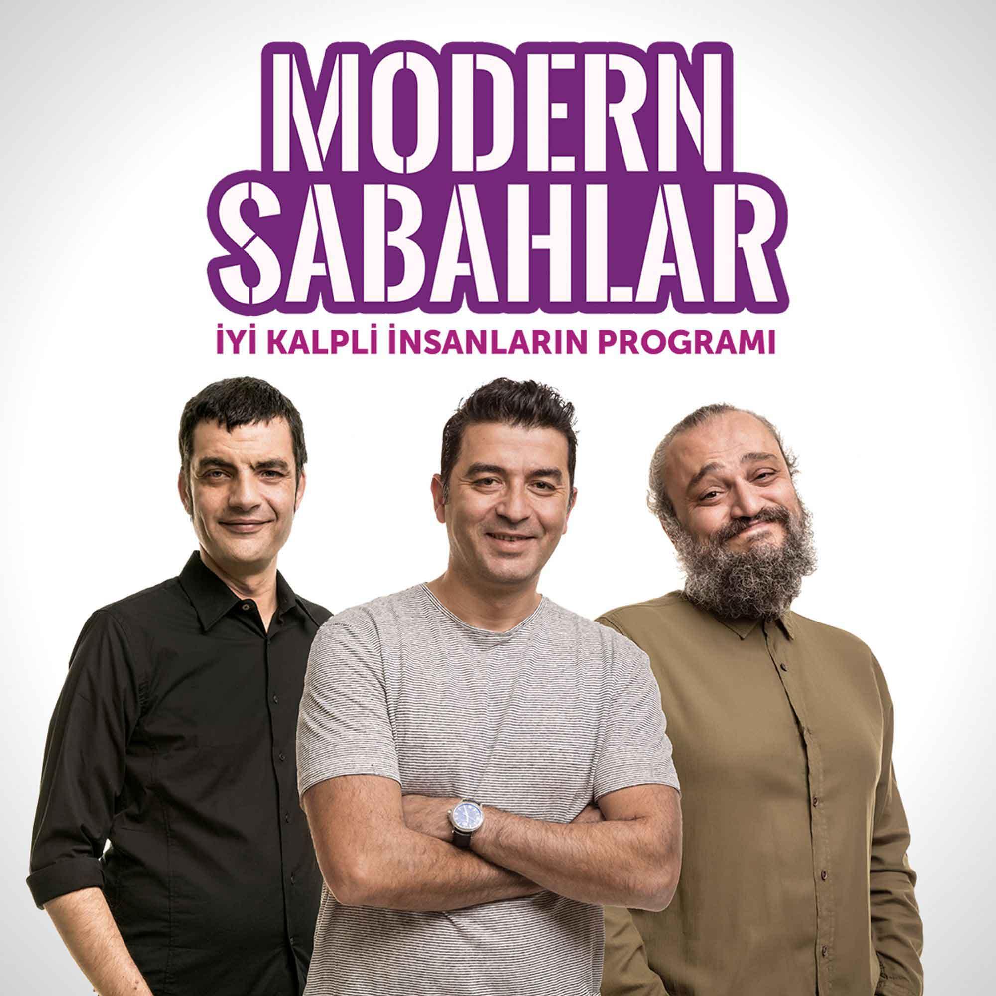Virgin Radio - Modern Sabahlar