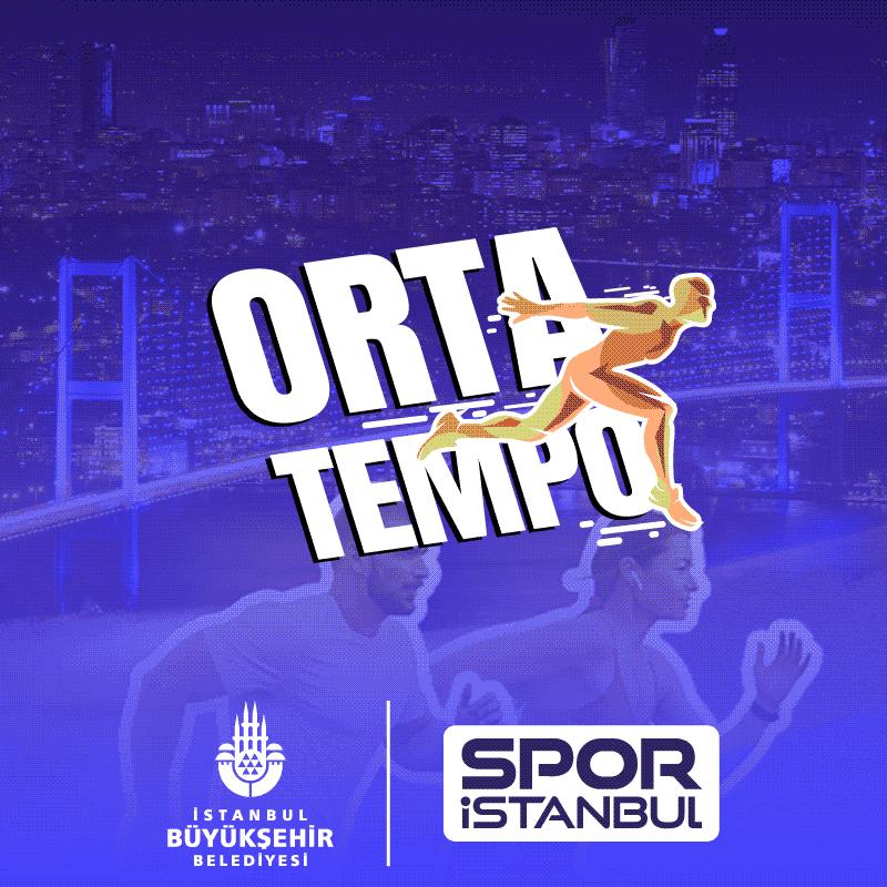 İstanbul Maratonu - Orta Tempo