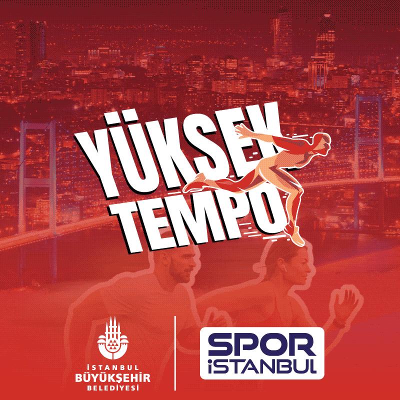 İstanbul Maratonu - Yüksek Tempo