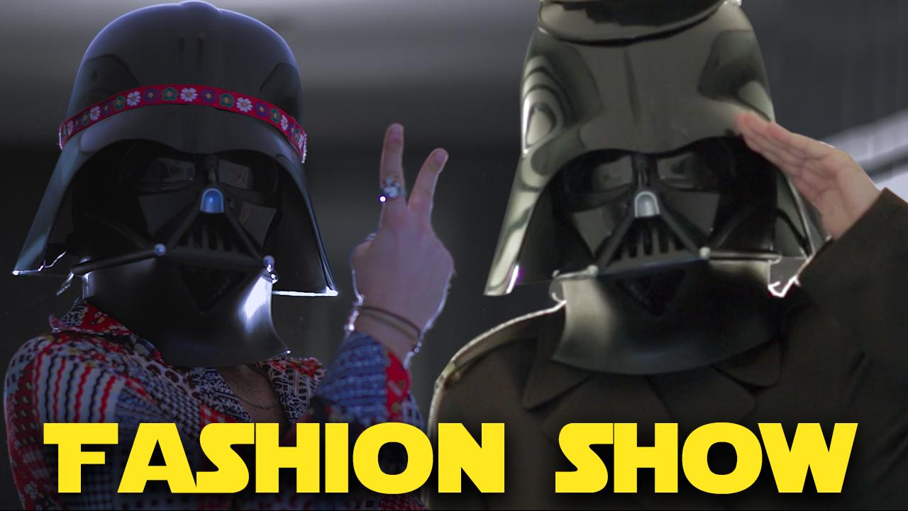 DARTH VADER FASHİON SHOW